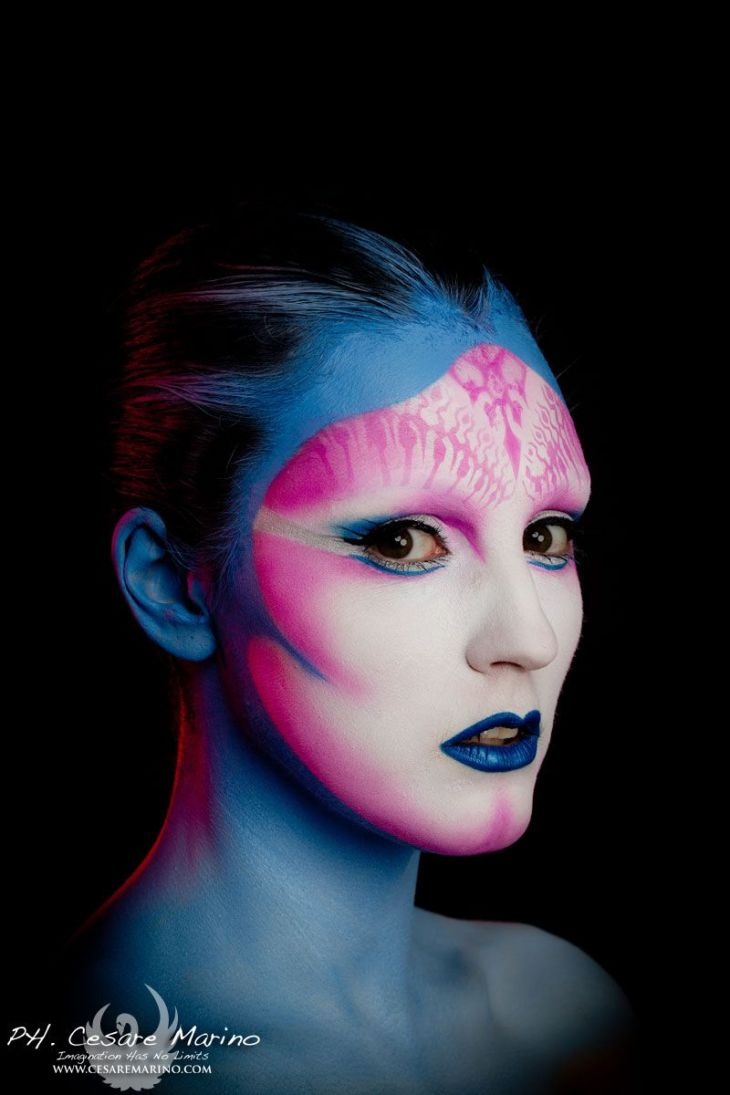 Tribute to Katy Perry ET make up Halloween Pinterest Katy