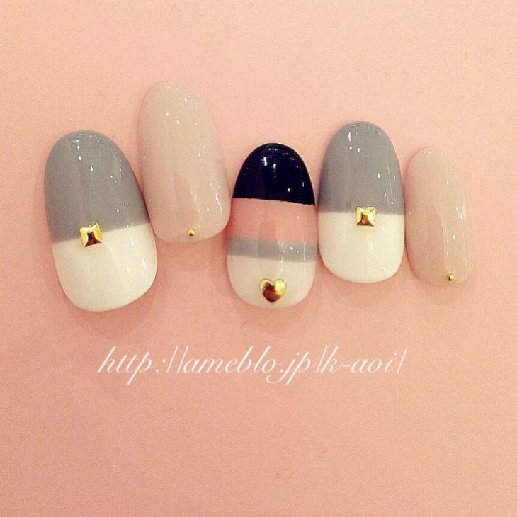 Color palate Nails Pinterest Color palate Manicure and Nail nail