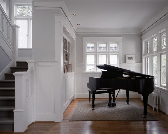Love The Wall Color Grand Piano Design Pictures Remodel