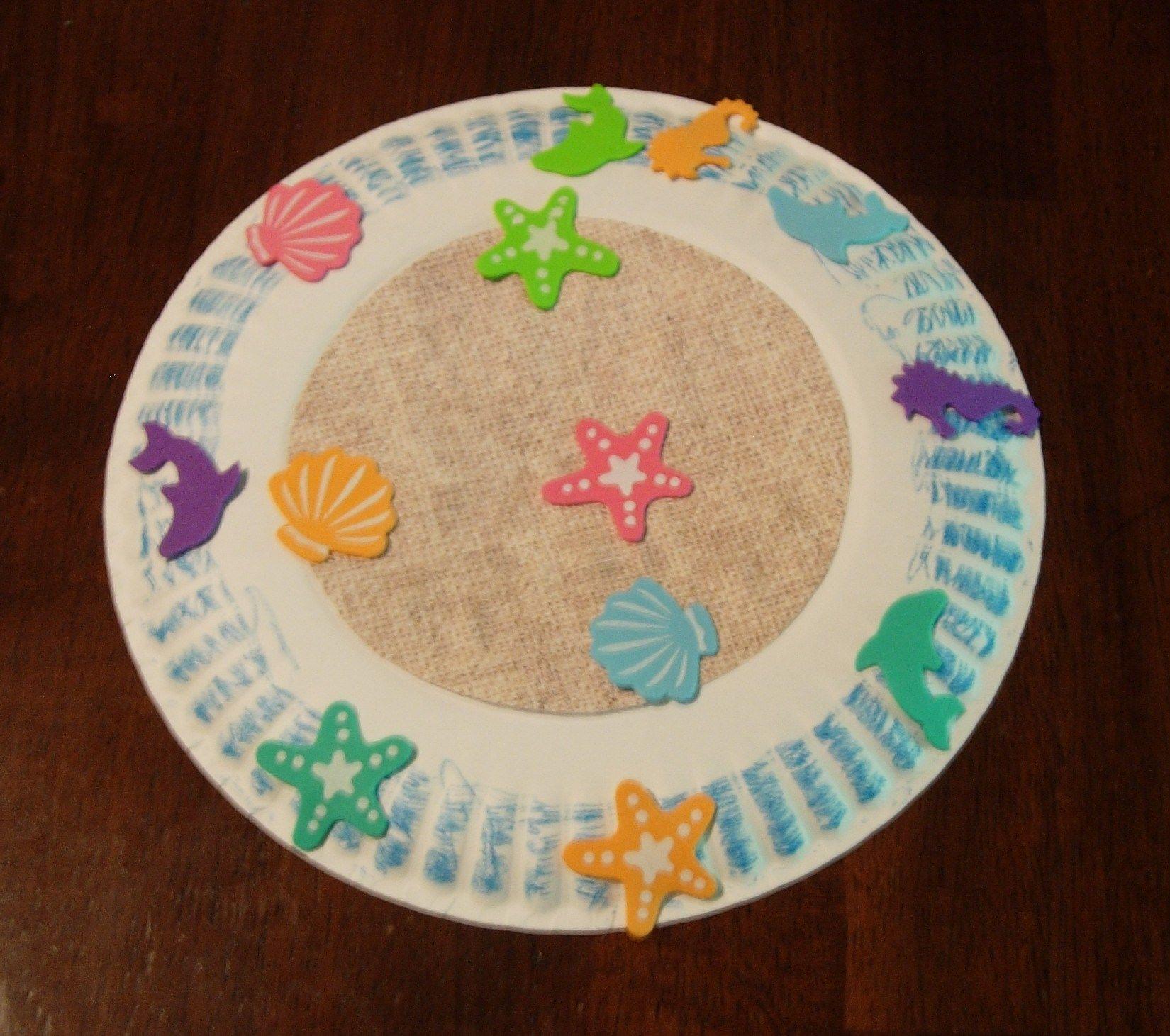 Best 25 Preschool Beach Crafts Ideas