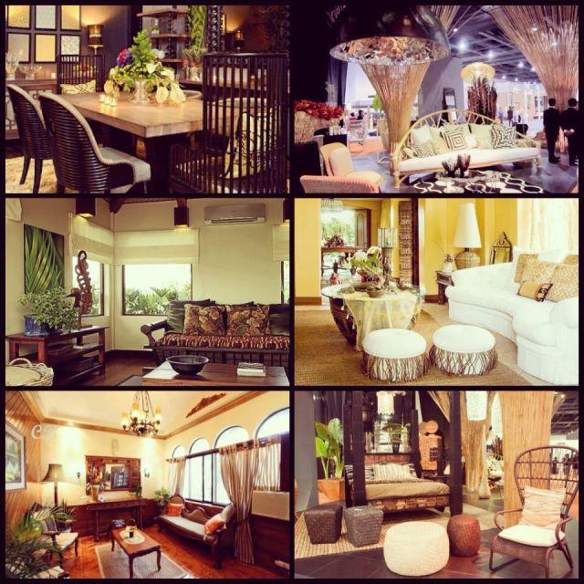 Modern Traditional Filipino Interior Design | Philippine ...
