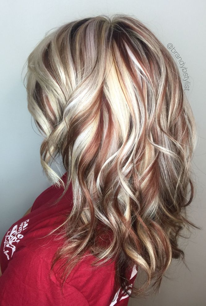 How to highlight blonde hair with brown the best blonde hair 2017 coffee and cream highlights lowlights brown hair coloring pmusecretfo Choice Image