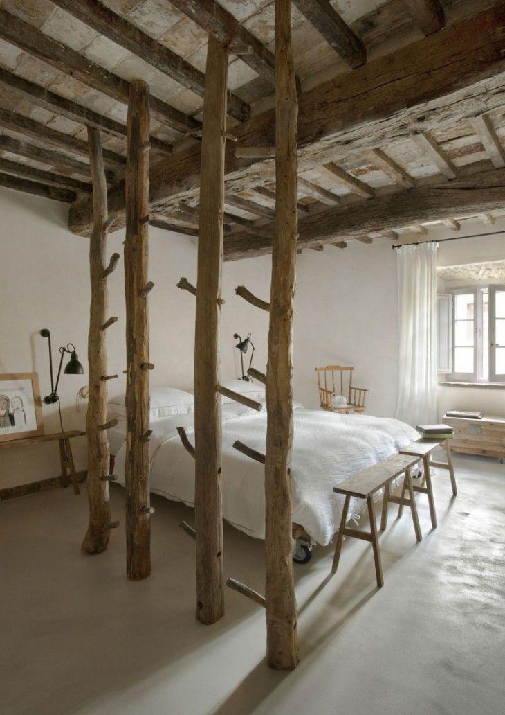 Monteverdi by Ilaria Miani  Vordach Pergola und Schlafzimmer
