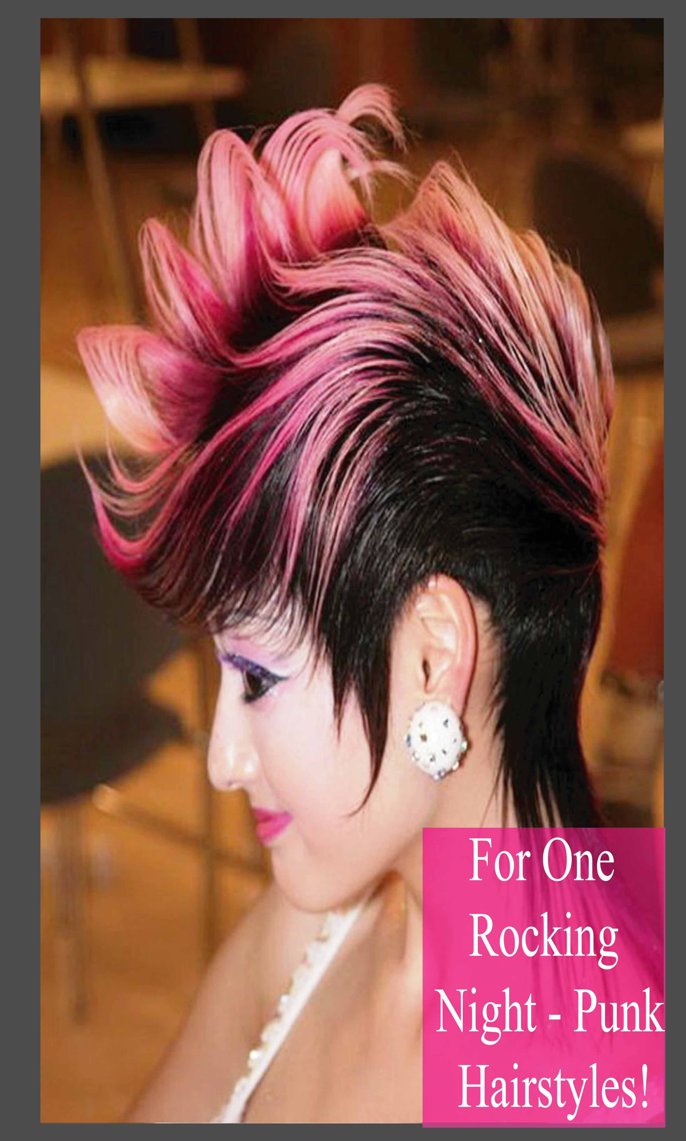 80s Punk Rock Hairstyles Topsimages