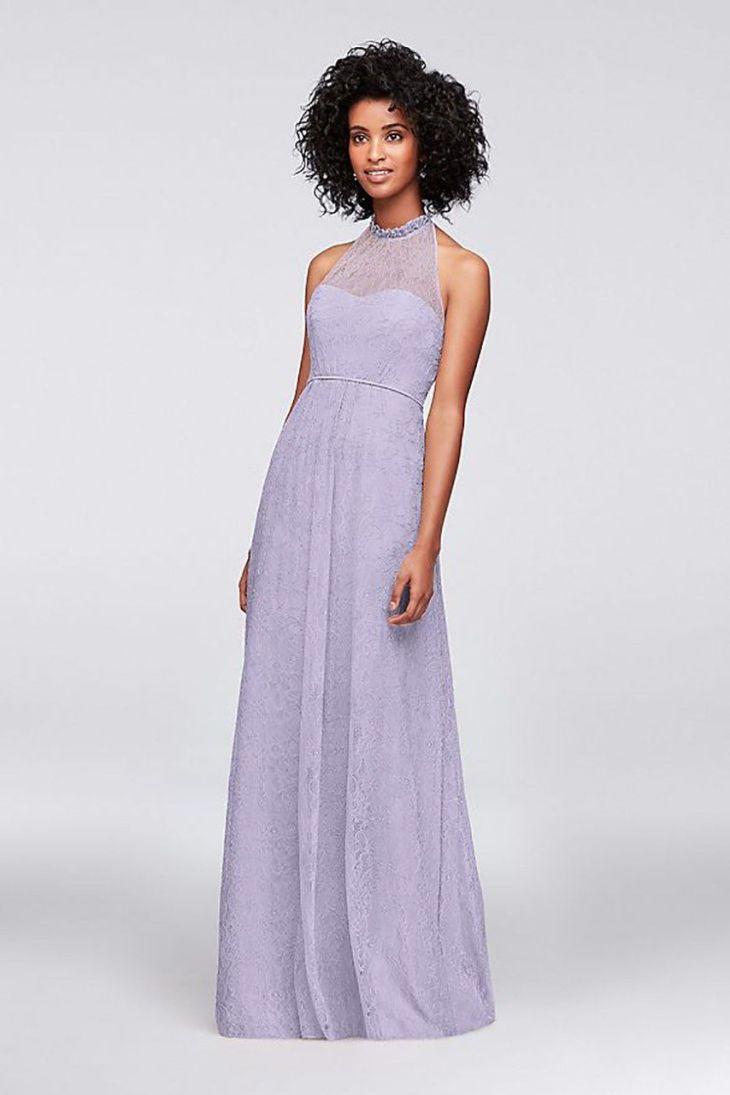 Springus Biggest Color Trend Is Perfect for Bridesmaids Lavender