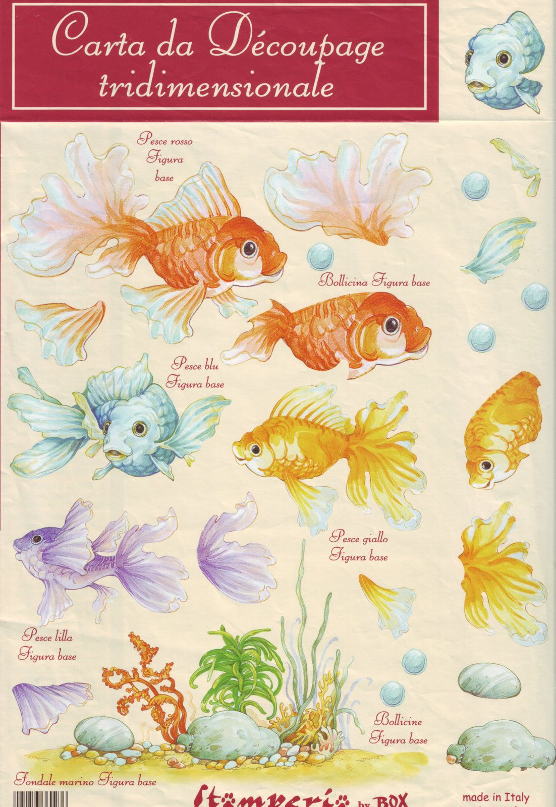 Painting Techniques Tropical Fish