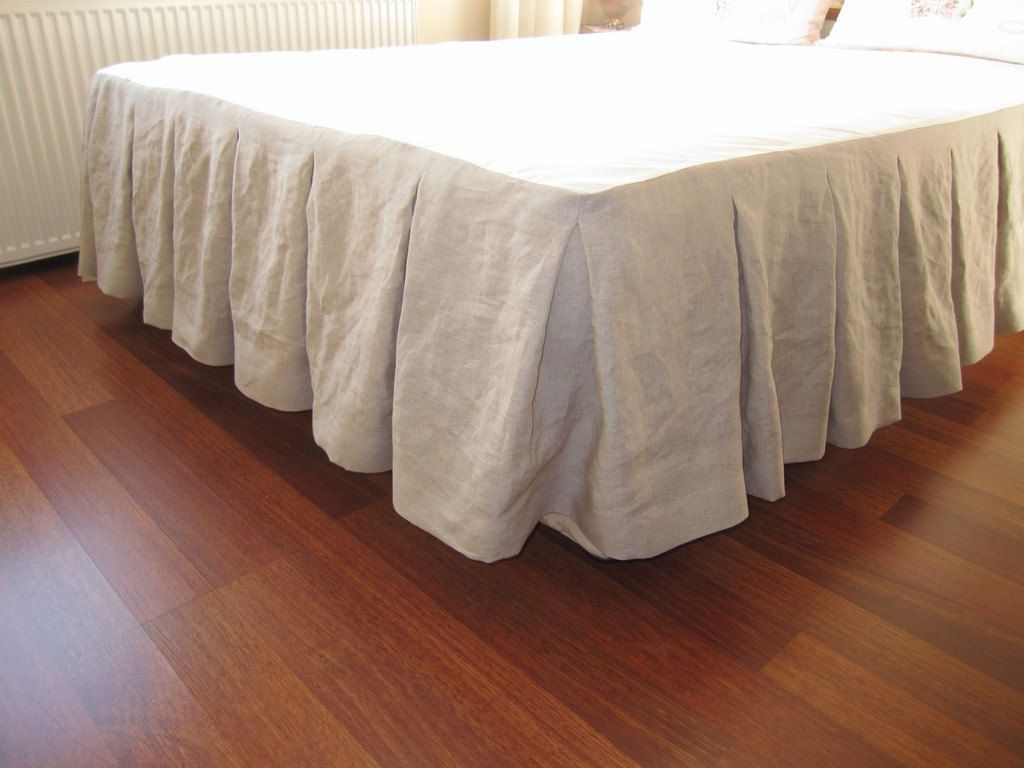 Cal King Size Bed Skirt