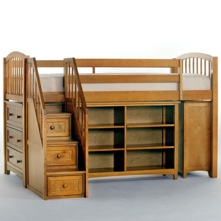 Image result for diy loft bunk beds  home  bedroom  Pinterest