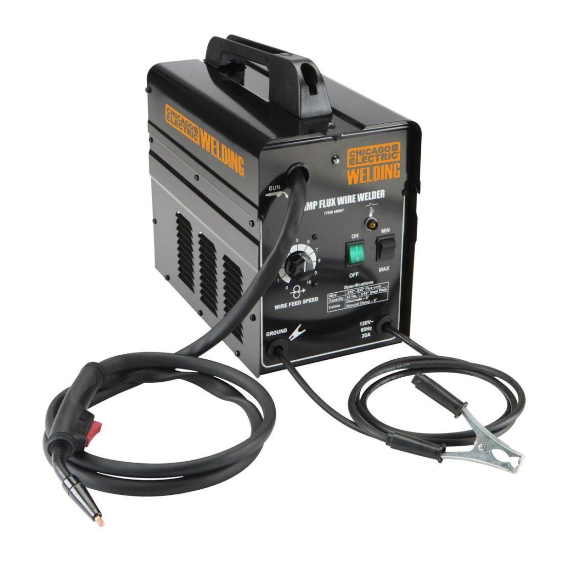 90 amp flux wire welder welders welding accessories