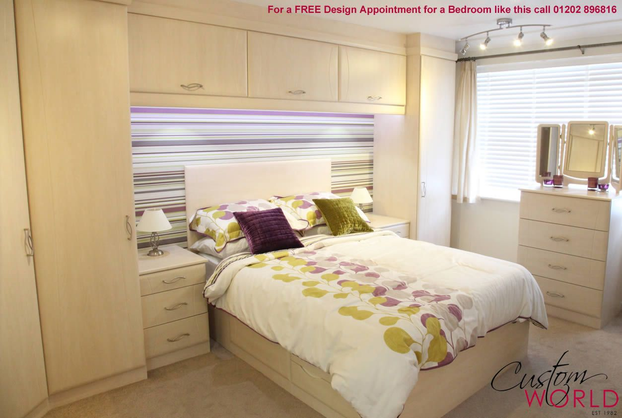Perfect Fitted Bedroom Furniture