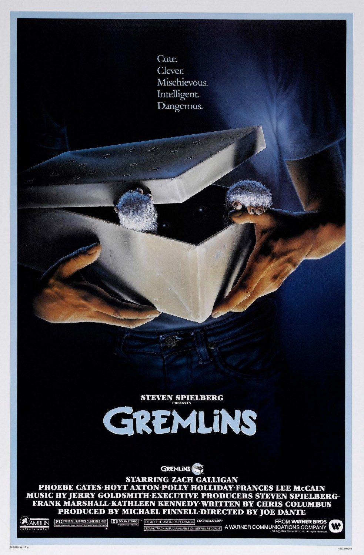 Poster do filme Gremlins