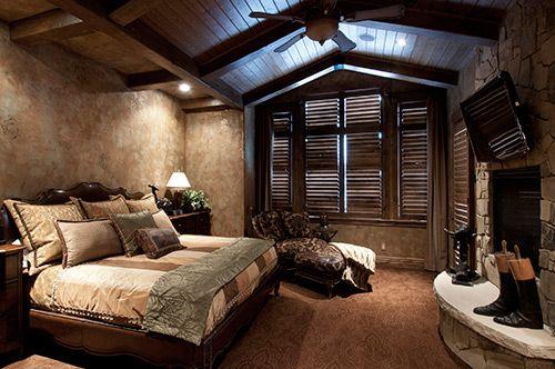 Unique Rustic Mountain Home Design Ideas