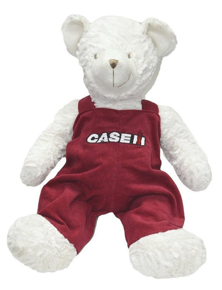 Case IH Plush Teddy Bear  Case ih Plush teddy bears and Teddy bear