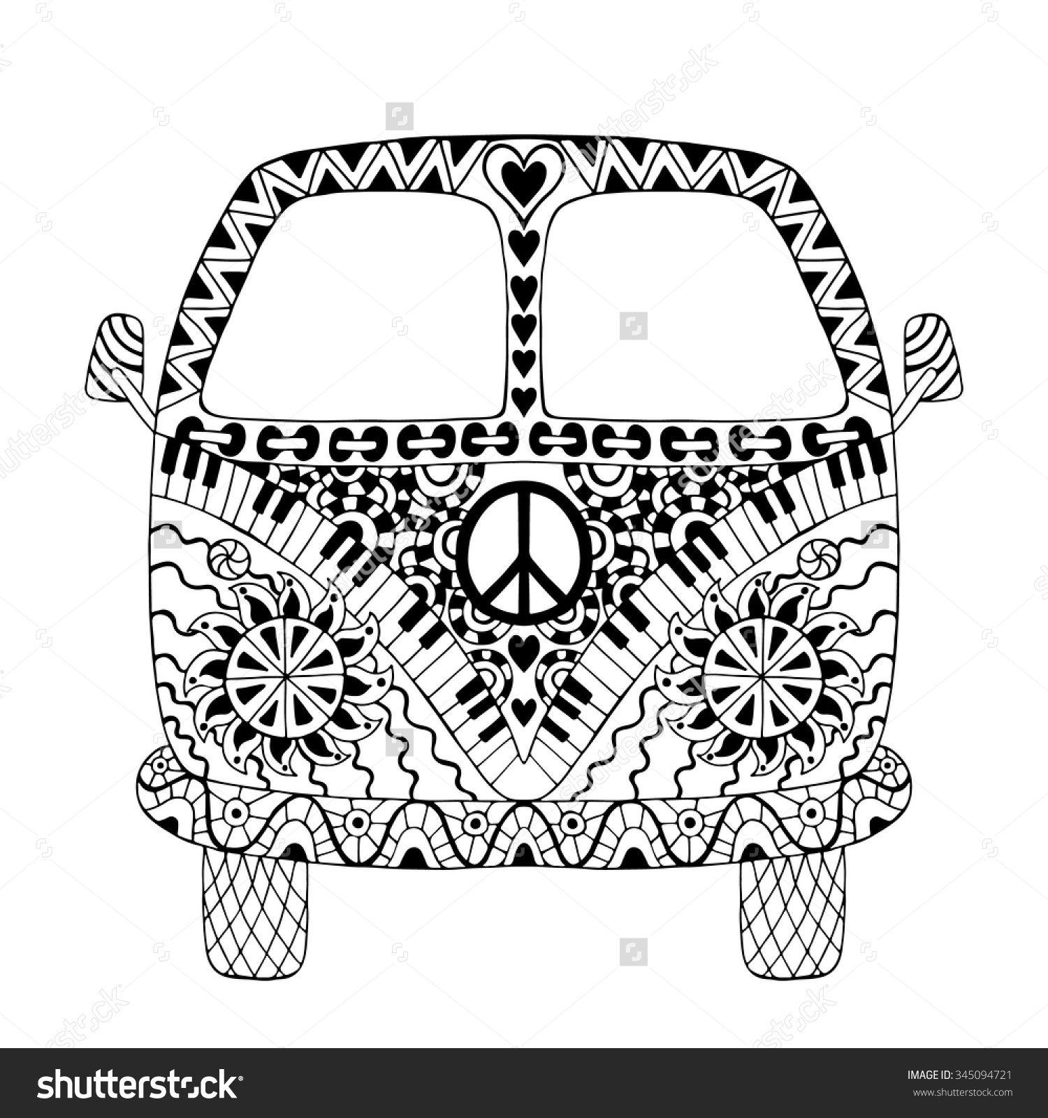 60s Vw Bus