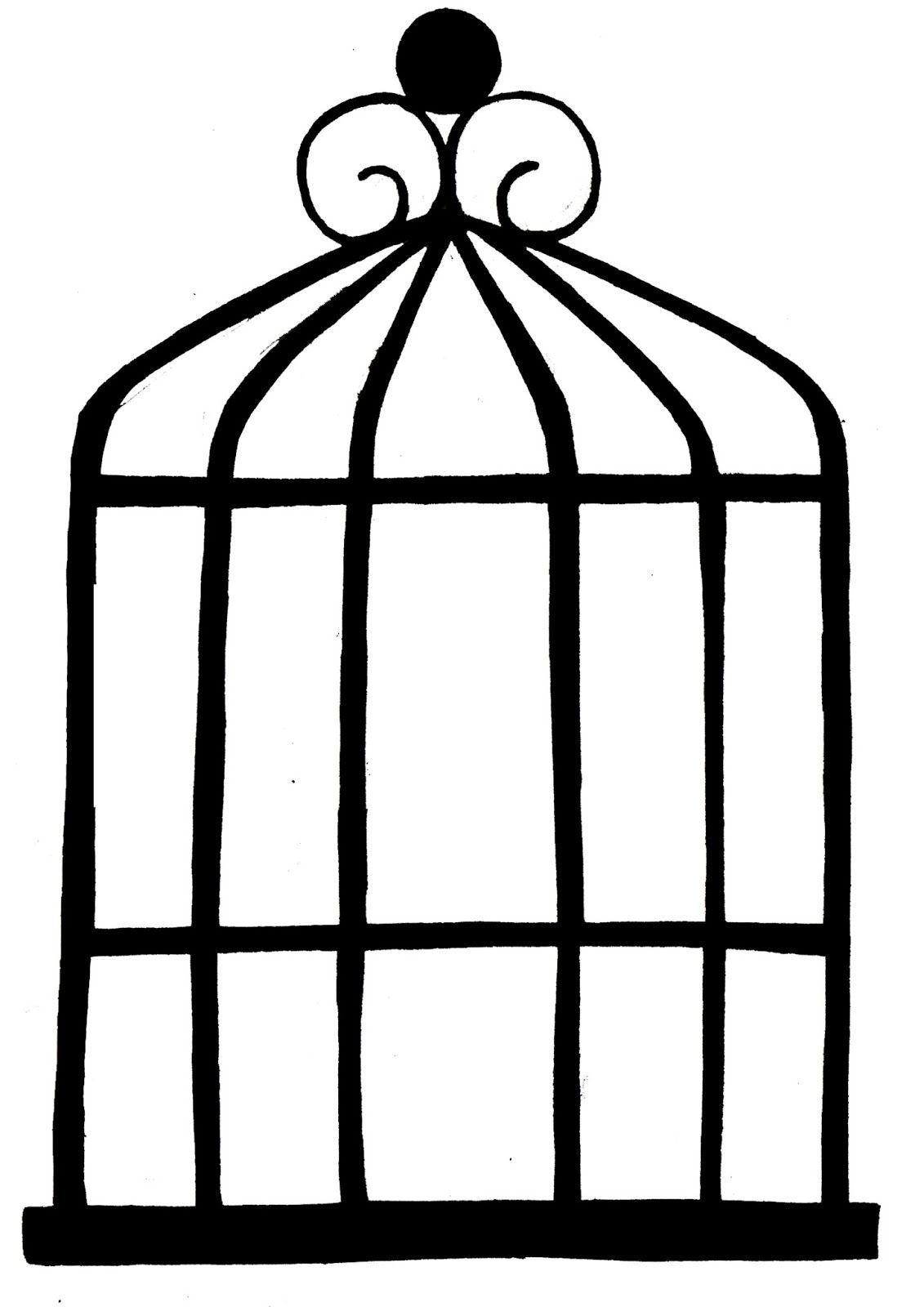 Birdcage Clipart
