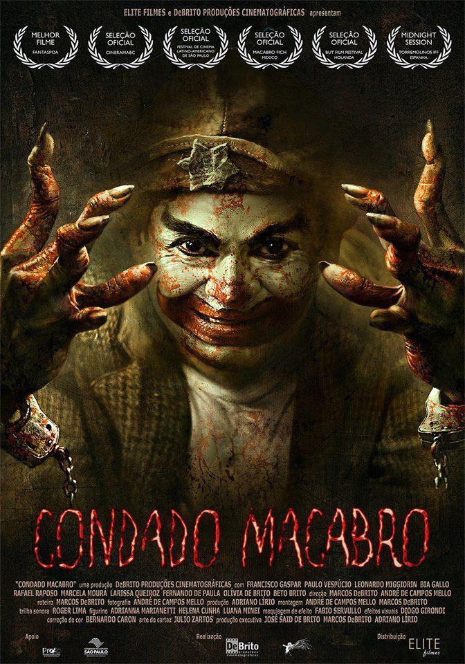 Poster do filme Condado Macabro