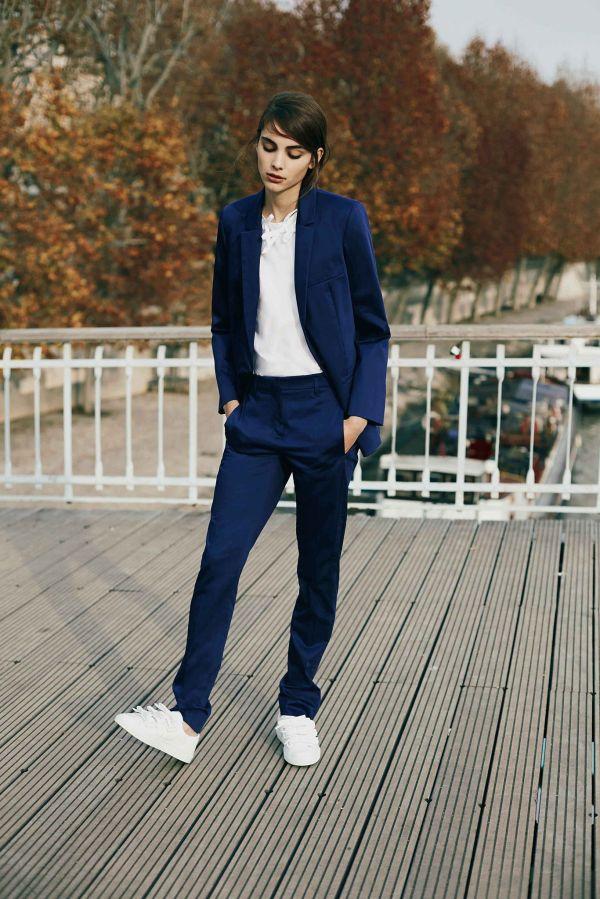 Navy Blue Suit Women | www.imgkid.com - The Image Kid Has It!