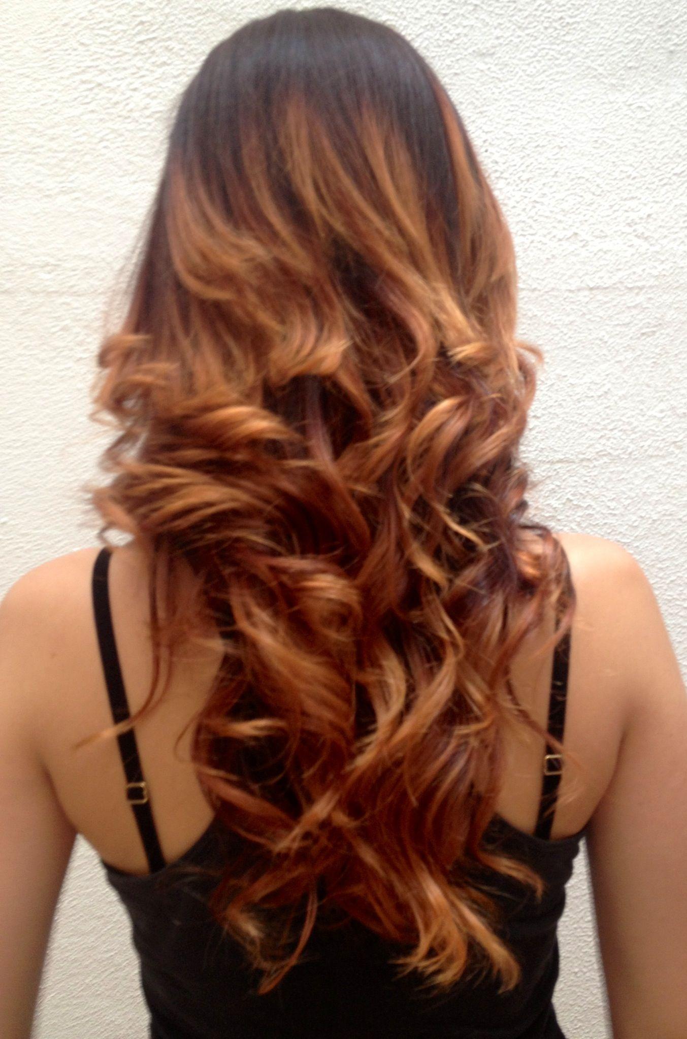 Californiano hecho por mi love hair Pinterest
