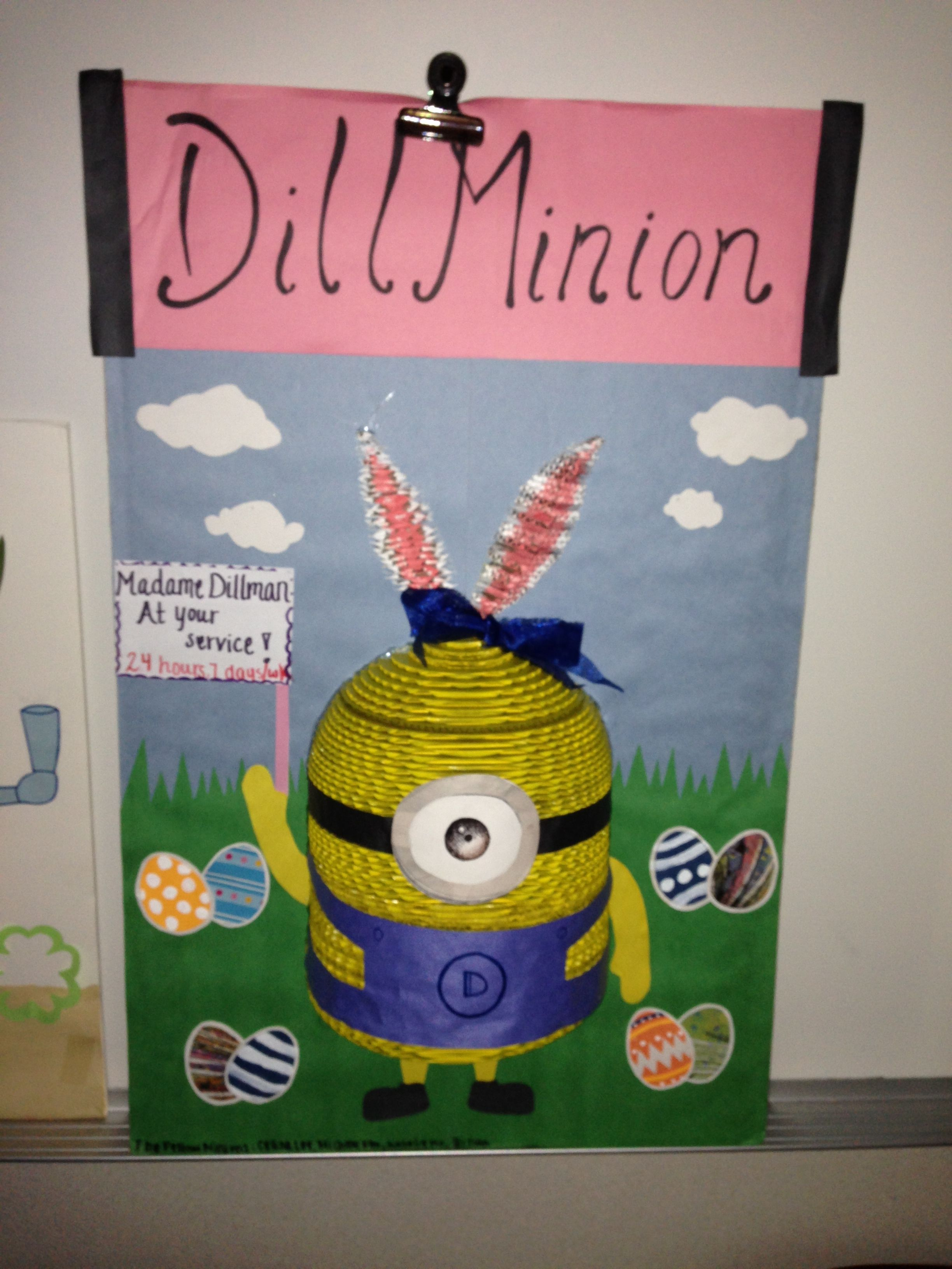 Calculus Cross Section Project A Minion