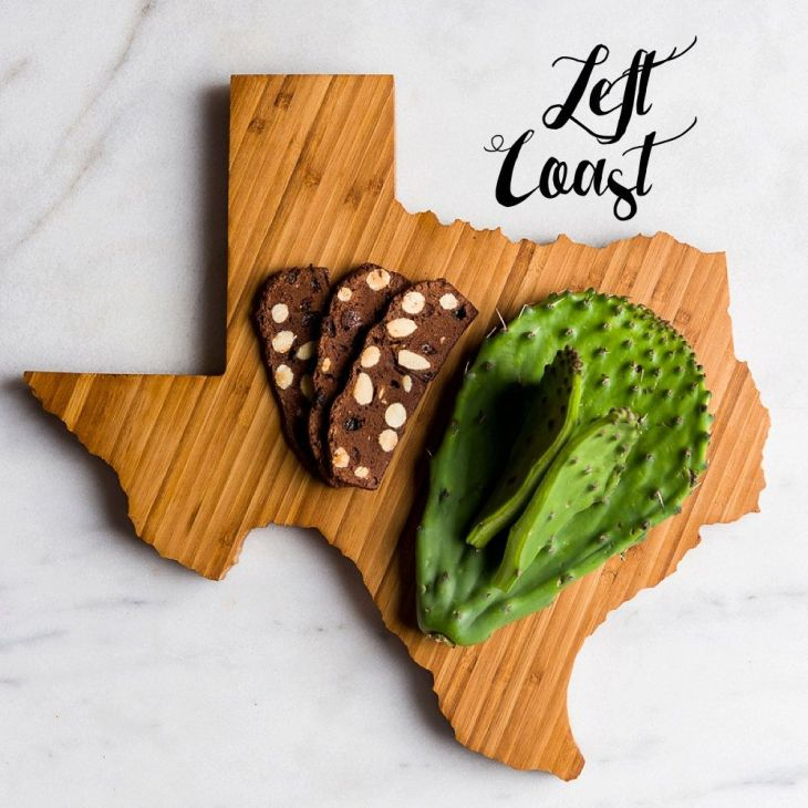 Texas Cutting Board Personalized State Wedding Gift Home Men Chef