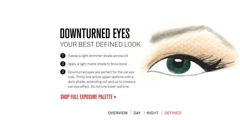 Downturned Eye Makeup Makeupview