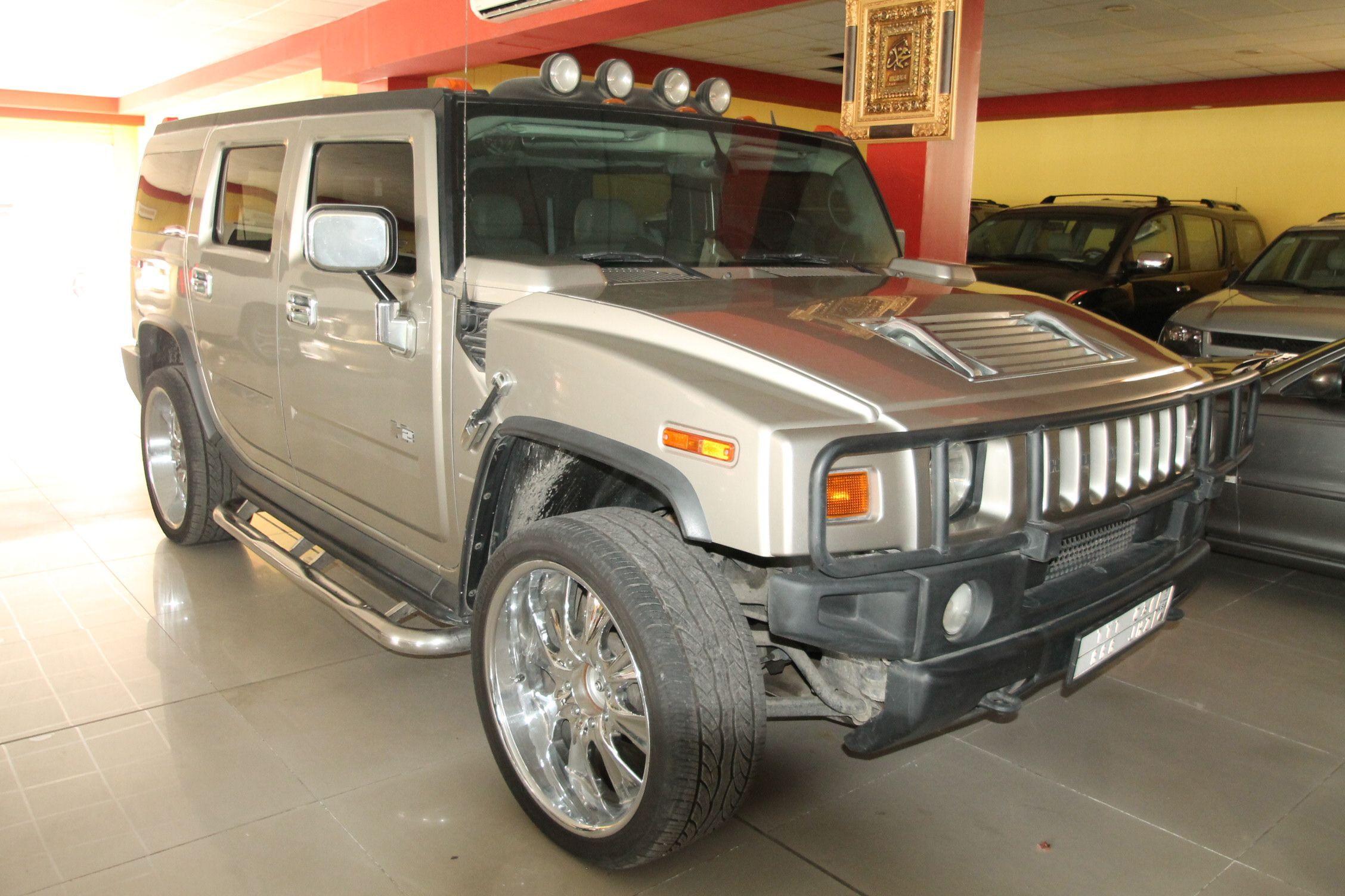 Hummer H2 For Sale in Jeddah Cars Pinterest