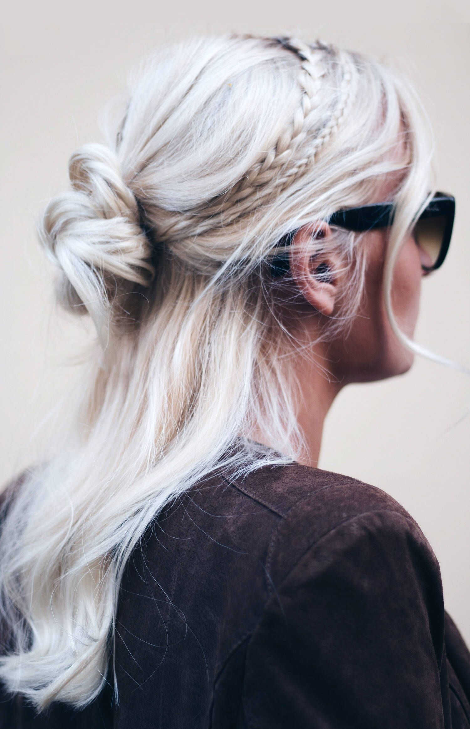 Braided Updo Hairstyles for This Summer