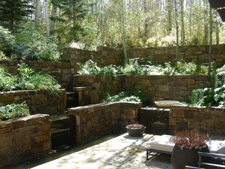natural home designs | , Sweet Terrace Garden Design ... on Terraced Yard Landscape Ideas id=74034