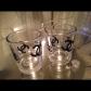 Designer tea light candle holder set of two inch high handmade