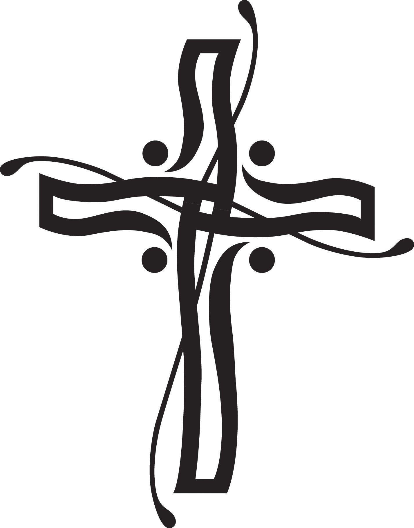Christian Funeral Clip Art
