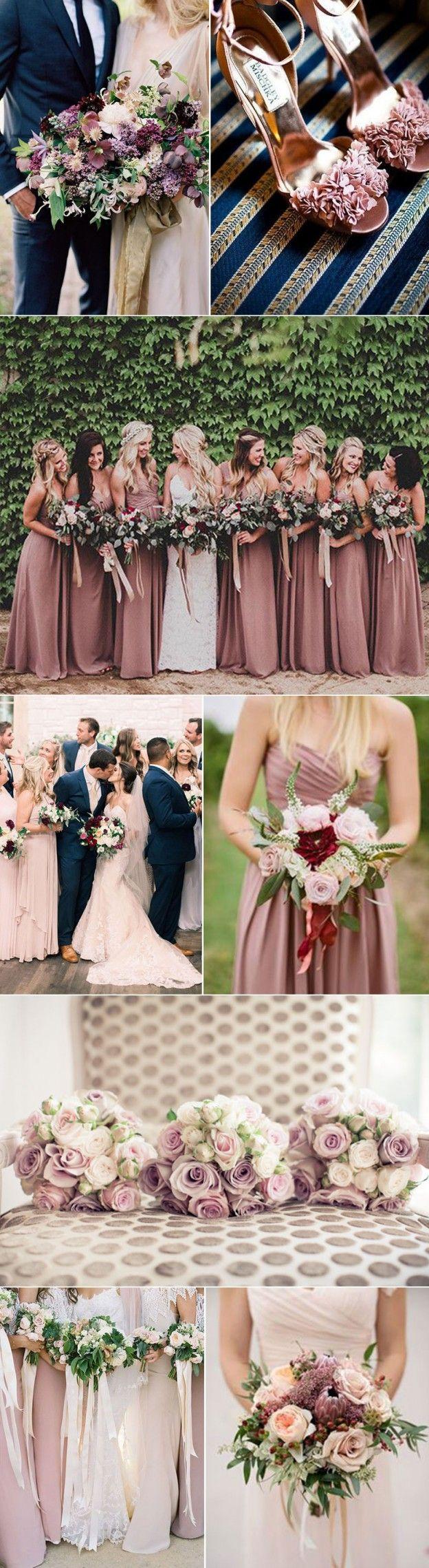 Mauve Wedding Ideas  Wedding Ideas  Pinterest  Mauve Weddings