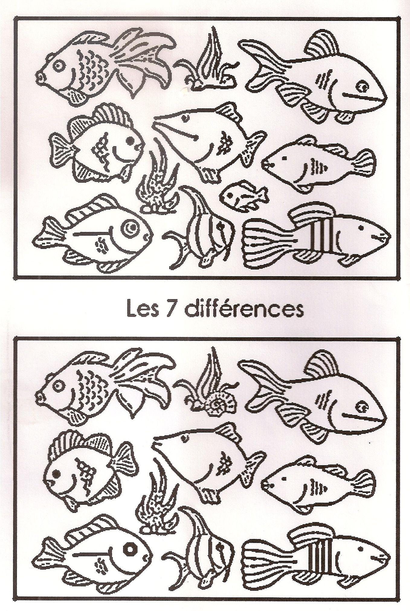 Jeu Des 7 Differences