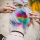 Pin by rubi on h a i r pinterest hair coloring unnatural hair