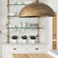 Things we love combining brass and marble sunter home cozy