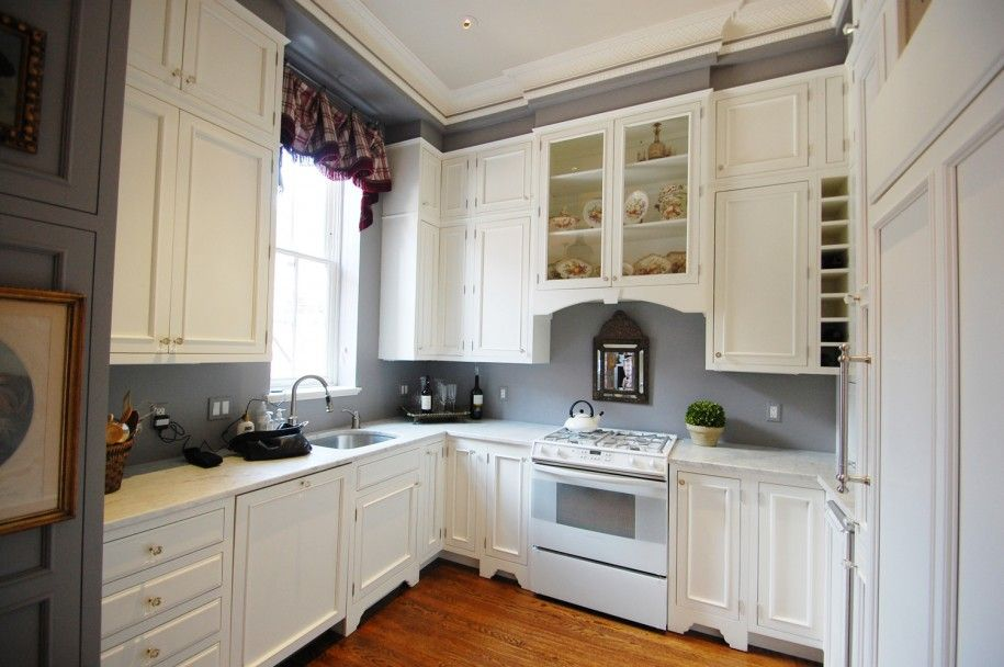great grey and black kitchen design ideas with astonishing grey walls in kitchen white kitchen on kitchen cabinets grey and white id=56210