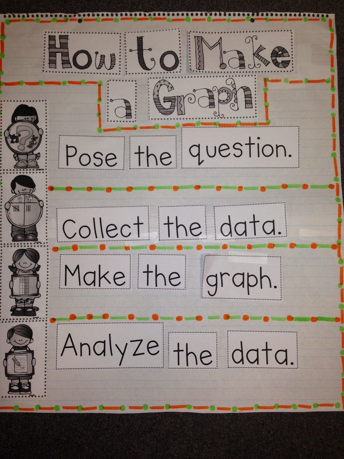Real Object And Pictorial Graphs Chalk Talk A Kindergarten Blog