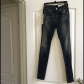 NWT Rag u Bone high waisted skinnies NWT  High rise jeans Lily