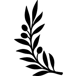 Download Olive Branch Silhouette | DIY and crafts | Pinterest ...