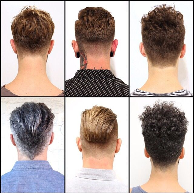 It s all  about the rear view A great haircut  looks great