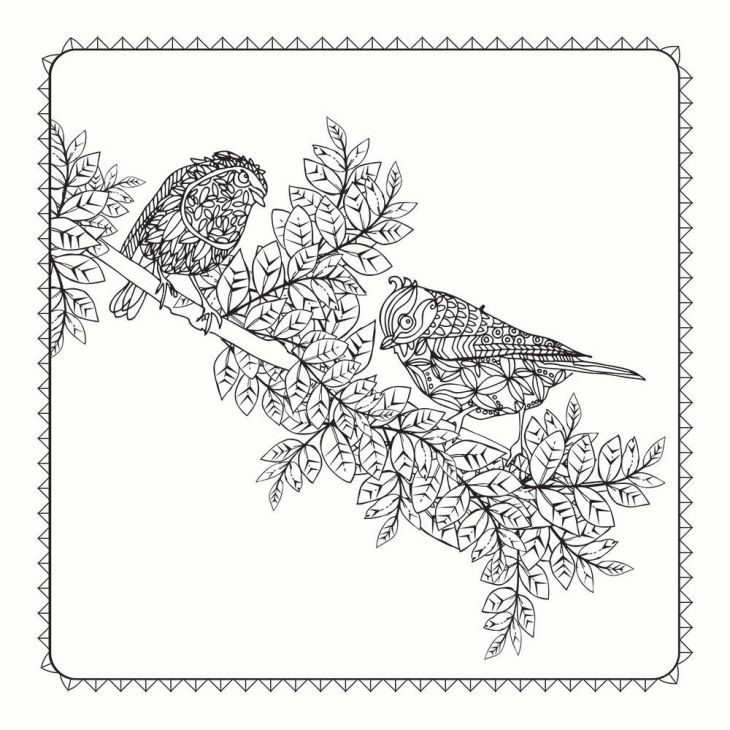 Art therapy coloring pages animals ...
