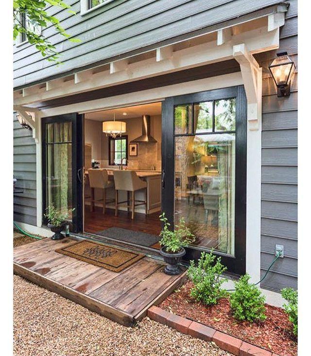 The 25+ best Backyard door ideas on Pinterest | Garden ... on Backdoor Patio Ideas id=95311