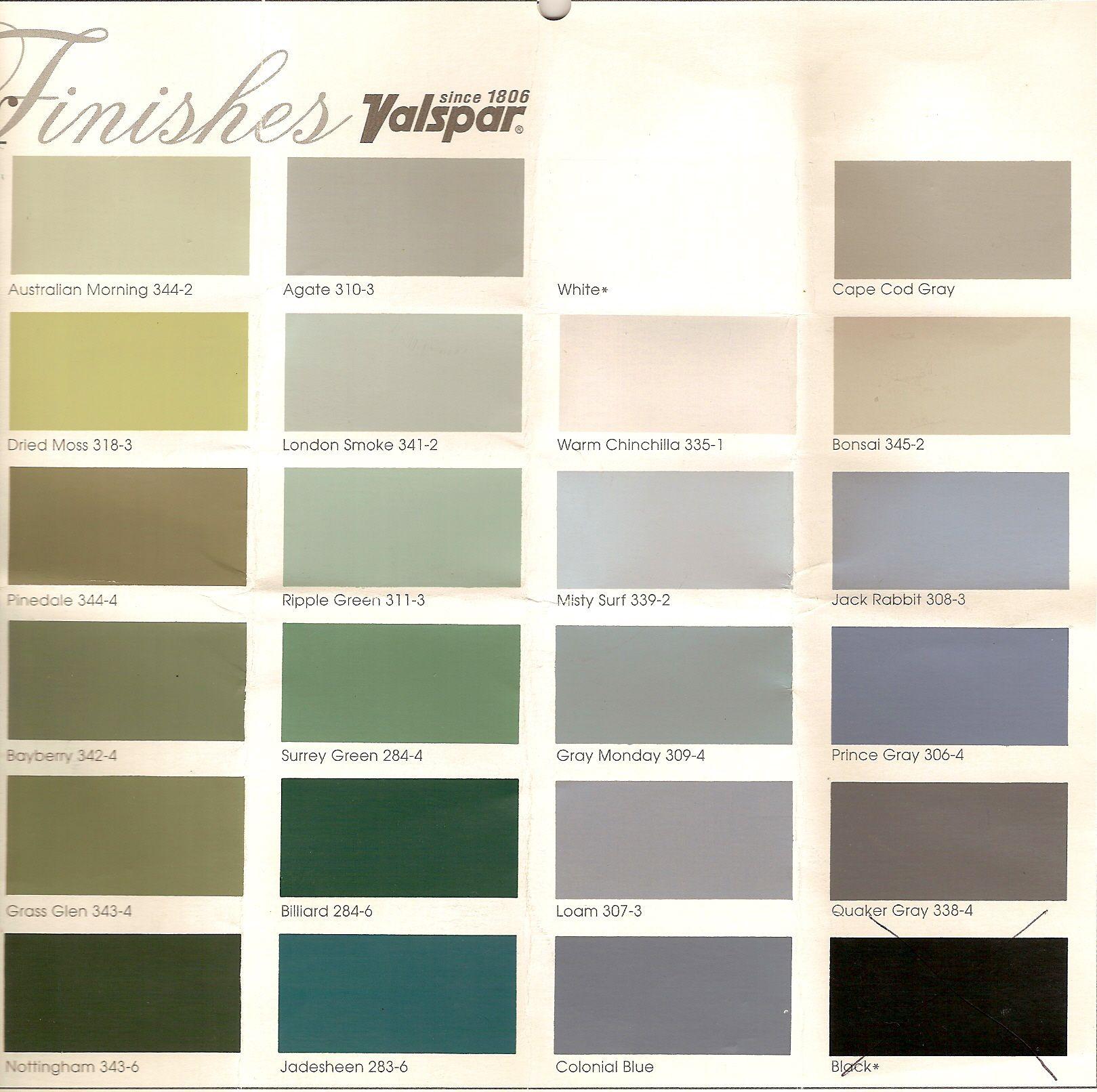 valspar exterior paint colors paint colors pinterest on valspar paint color chart id=28186