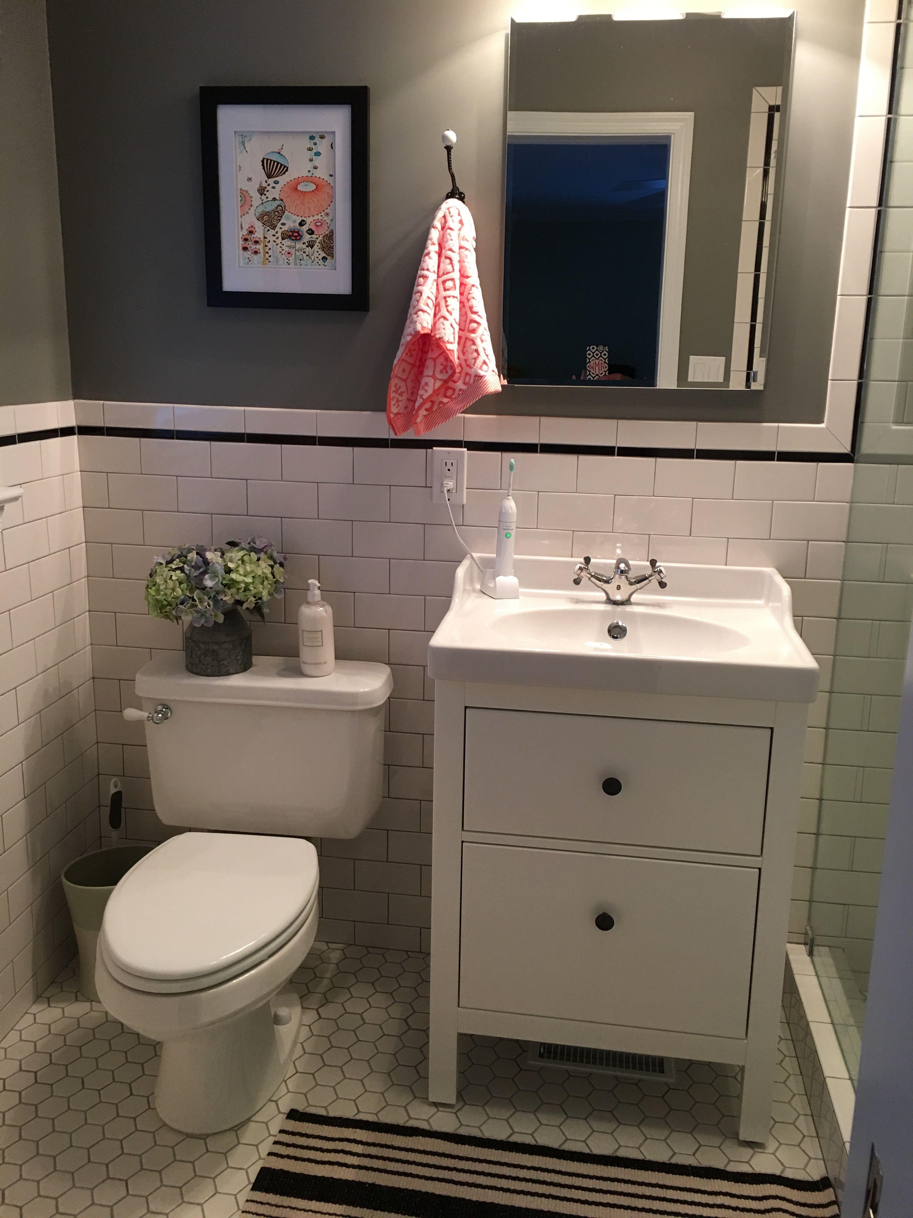 ikea hemnes bathroom vanity bathroom remodel pinterest on ikea bathroom vanities id=68211