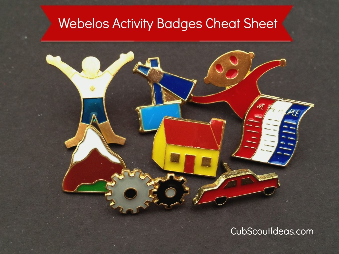 Revised Cub Scout Awards
