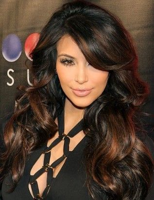 60 hairstyles featuring dark brown hair with highlights chocolate highlights copper