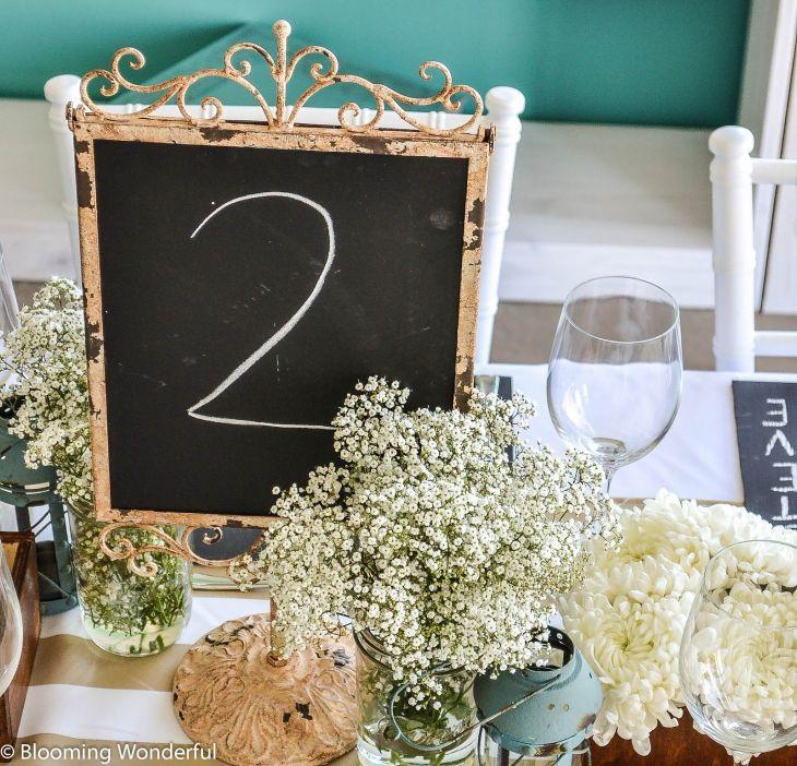 Diy Rustic Wedding Decorations DIY WEDDINGS CRAFTS Pinterest