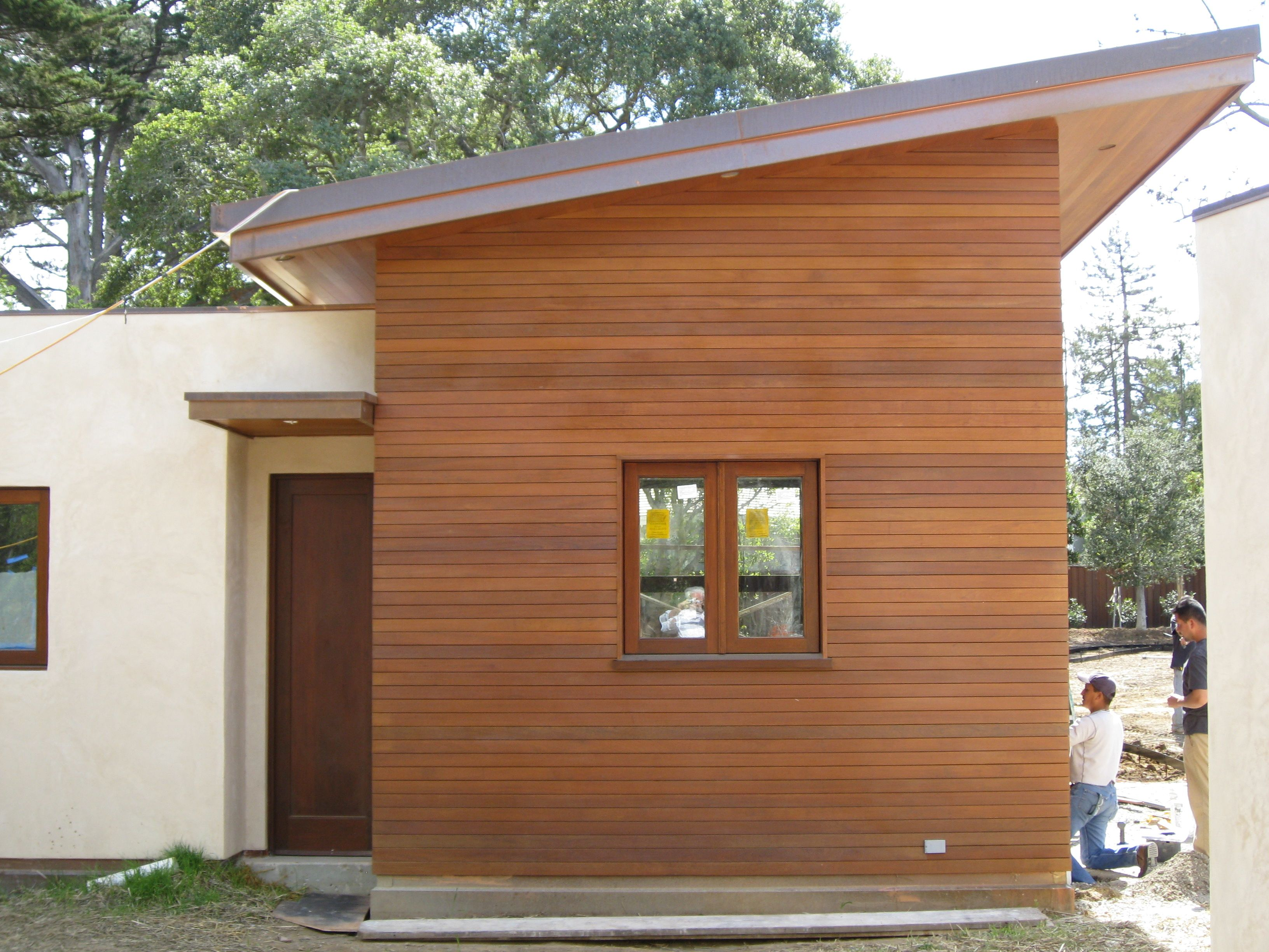 flush wood siding   Music Studio Ideas   Pinterest ... on Contemporary Siding Ideas  id=66725