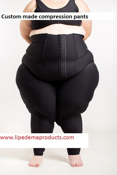 Often The Lipedema Woman Is Plus Size And Multiple Sizes