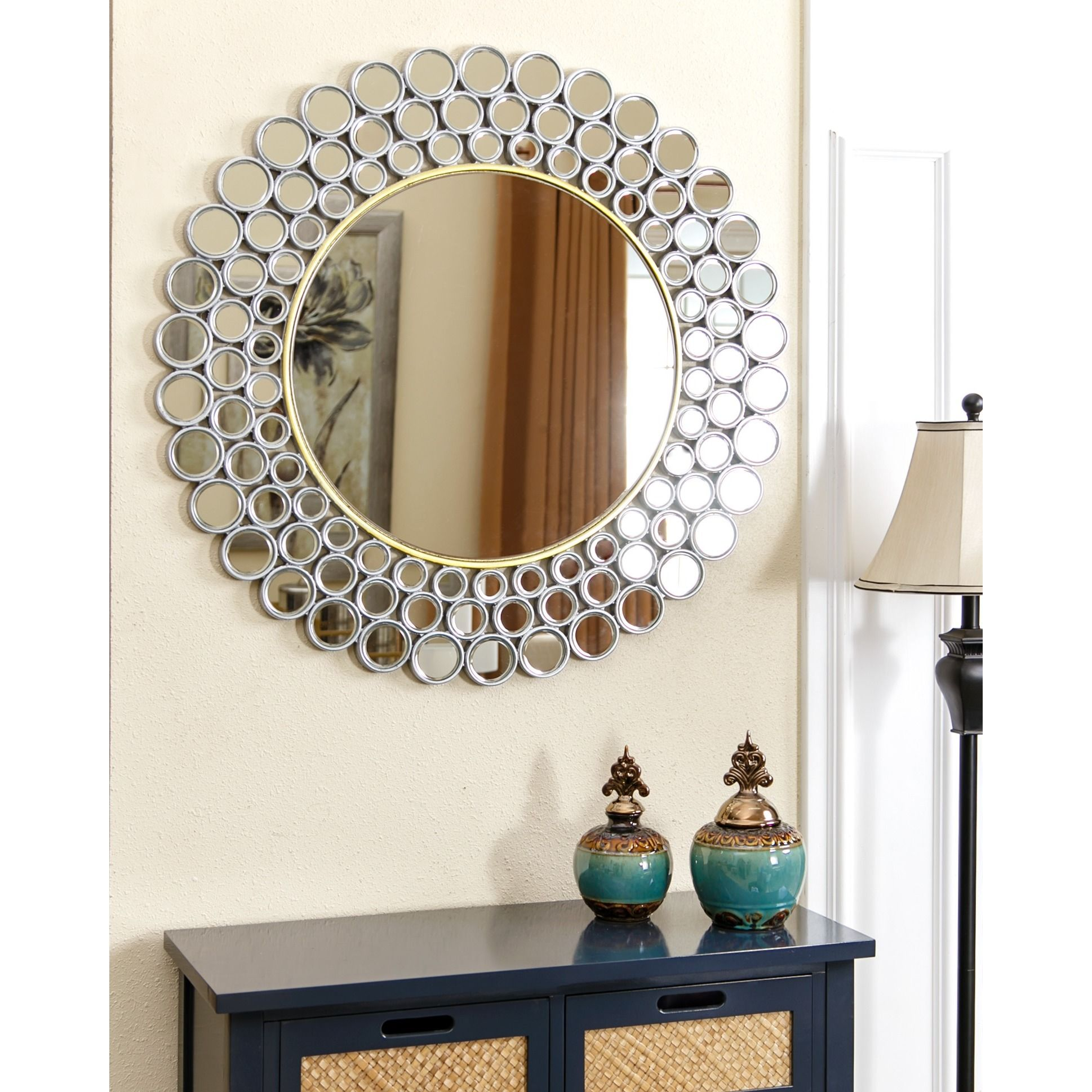 mirrors for everyday discount prices on overstock com on wall mirrors id=98241