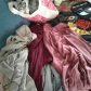 Many shirtsdresses few shoesbutton up nwt pink blue bb and
